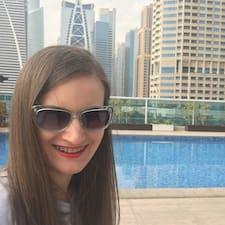 Yustyna User Profile