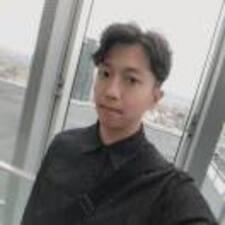 HauYu felhasználói profilja
