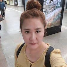 Профиль пользователя Hye Seong