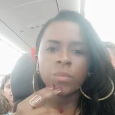 Användarprofil för Taíssa Helena Silva