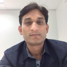 Dhiraj felhasználói profilja