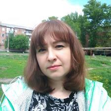 Profil utilisateur de Зинаида