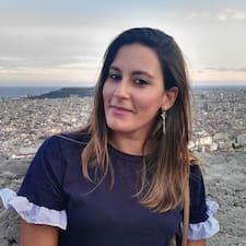 Maria Cela felhasználói profilja
