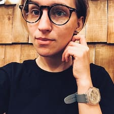Alina Brukerprofil