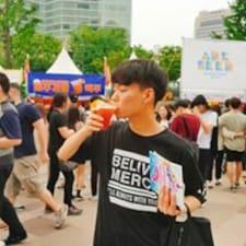 Profil Pengguna 정일