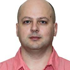 Perfil de usuario de Sergiy