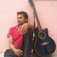 Nutzerprofil von Aravind