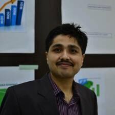 Abhinav Brukerprofil