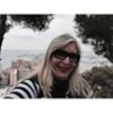 Profil utilisateur de Márcia Cristina