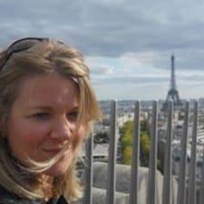 Marie-Claude felhasználói profilja