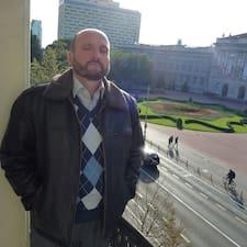 Jadranovo Brukerprofil
