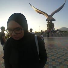 Norfatimah Hanim felhasználói profilja