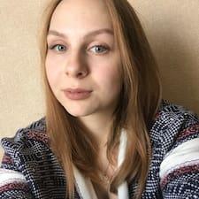 Profil utilisateur de Анна