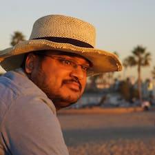 Krishna Brukerprofil