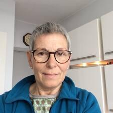 Marie Paule felhasználói profilja