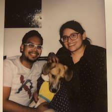 Profil Pengguna Irma & Oscar