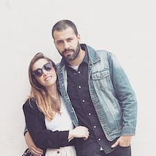 Profil Pengguna João & Patricia