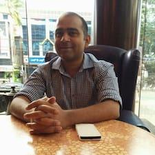 Profil utilisateur de Bhargava