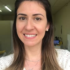 Gebruikersprofiel Ana Cláudia