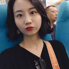 Användarprofil för Yunhee