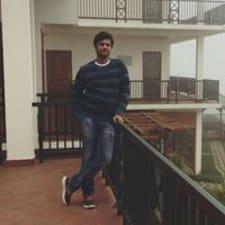 Sundar felhasználói profilja