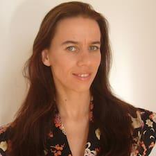 Henkilön Tanja käyttäjäprofiili
