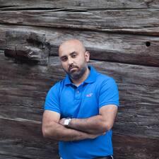 Aamir的用戶個人資料