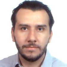Luis Xavier的用戶個人資料