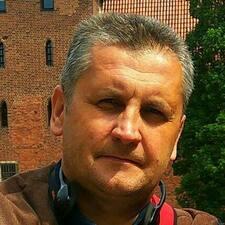 Andrejs Brukerprofil