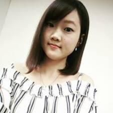 Gebruikersprofiel 怡瑄