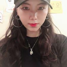 Perfil do usuário de 한별