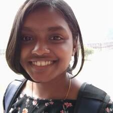 Profil utilisateur de Sanjana