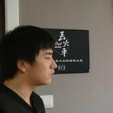 丢 felhasználói profilja