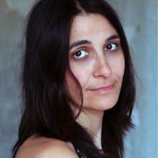 Nutzerprofil von Isabelle Marie Françoise