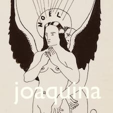 Joaquina的用户个人资料