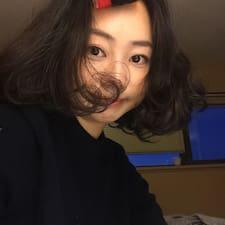 Eun Jeong的用戶個人資料