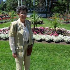 Gloria Maria - Uživatelský profil