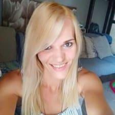 Profil utilisateur de Αννη