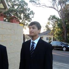 Tahmid - Uživatelský profil