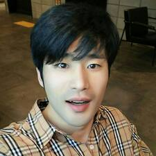 Perfil do utilizador de Sangwoo