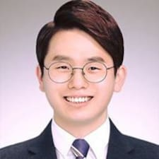 Профиль пользователя Hyunho
