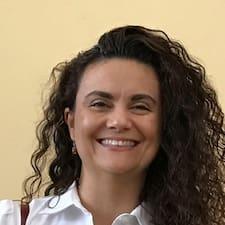María Elena felhasználói profilja