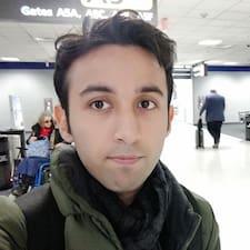 Haris - Uživatelský profil