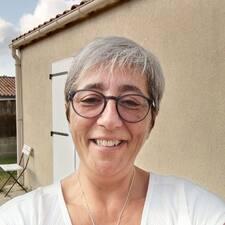 Användarprofil för Jeanne-Lise