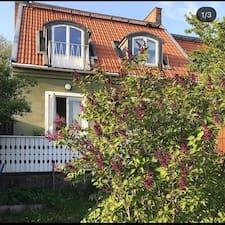 Birgitta felhasználói profilja