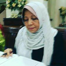 Profil utilisateur de Khairiah