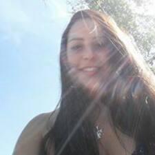 Feña felhasználói profilja