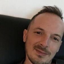 Florent felhasználói profilja