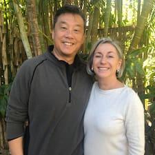 Lisa And Gilbert User Profile