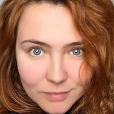 Evgenia felhasználói profilja